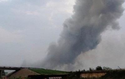 Во французском парке аттракционов прогремел взрыв