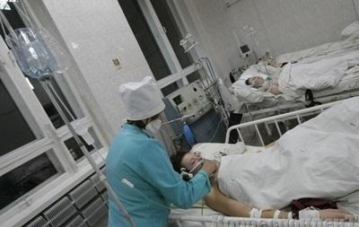 Во Львовской области после праздничного ужина госпитализированы пять человек