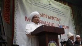 Муфтий Кыргызстана подал в отставку из-за скандала с секс-видео