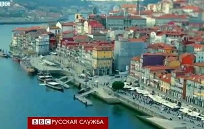 Туристам показывают  худшие экскурсии  в Порту - BBC