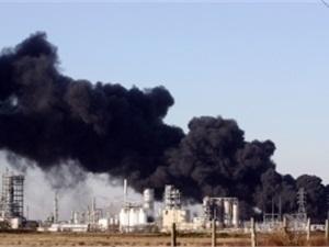 Взрыв на заводе Mitsubishi в Японии: есть жертвы