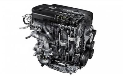 Mazda заинтриговала атмосферными моторами