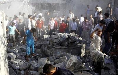 Россия заблокировала заявление Совбеза ООН по Сирии