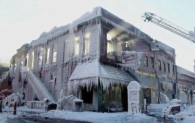 Аномальные холода обошлись США в $5 млрд