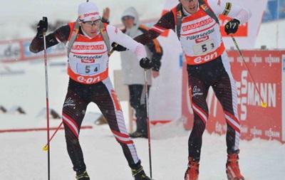 Биатлон. Сборная Австрии вырвала победу в захватывающей борьбе