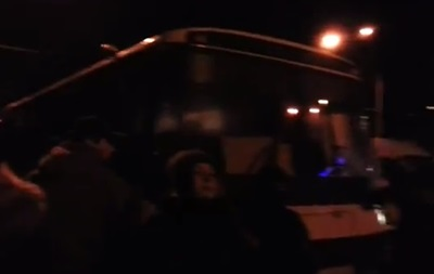 МВД о блокировании Беркута: Протестующие обострили ситуацию