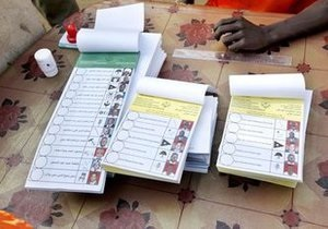 В Судане проходят первые за 24 года президентские выборы