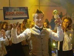Финал шоу Танцуют все: лучшим танцором Украины стал одессит