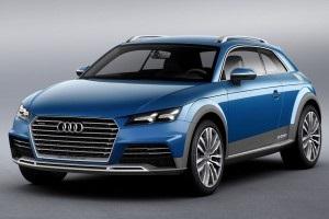 Audi рассекретила маленький и мощный кроссовер