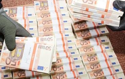 В еврозоне увеличился объем фальшивых денег
