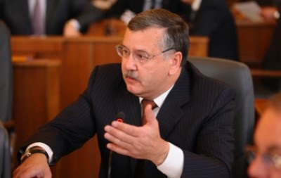 Гриценко решил выйти из фракции Батькивщина