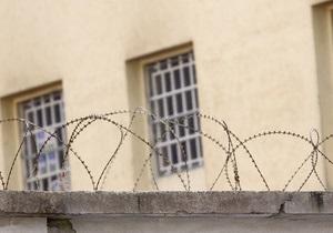 В Винницкой области задержали беглеца из колонии