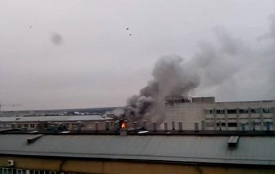 Трое пострадавших от пожара на фабрике в Харькове в удовлетворительном состоянии - горсовет
