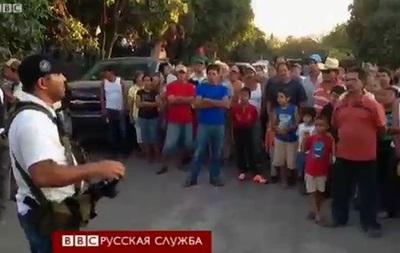 В борьбе с наркобандой мексиканцы разоружили полицию
