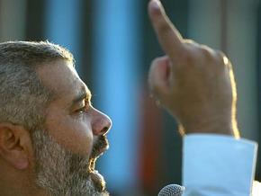 Лидер ХАМАСа объявил о победе палестинцев в секторе Газа