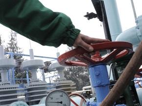 Партия регионов намерена препятствовать подписанию нового газового контракта