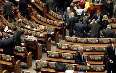 Рада приняла закон об отмене НДС на импорт газа
