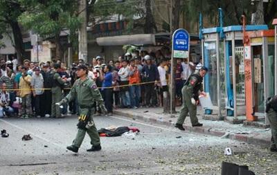 Взрыв в Бангкоке: пострадали 28 человек