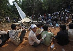 Фотогалерея: Скатился в пропасть. Катастрофа Boeing в Индии унесла жизни 159 человек