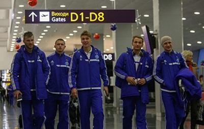 Динамо отправилось тренироваться в солнечную Испанию
