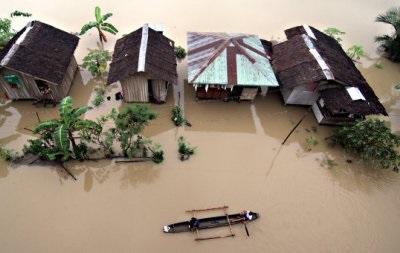 Тропический циклон привел к гибели 40 человек на Филиппинах