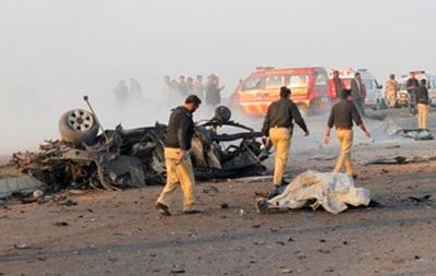От взрыва в Пакистане погибло минимум 20 военнослужащих