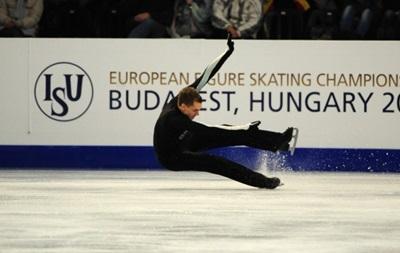 Фотогалерея: Лучшие кадры с чемпионата Европы по фигурному катанию