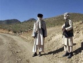 В перестрелке между пакистанскими талибами погибли около десяти человек