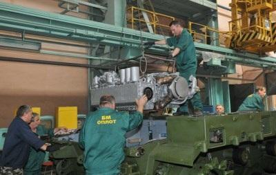 Укроборонпром закончил 2013 год с прибылью 0,52 млрд грн