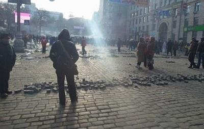 В центре Киева ранена журналистка ТСН