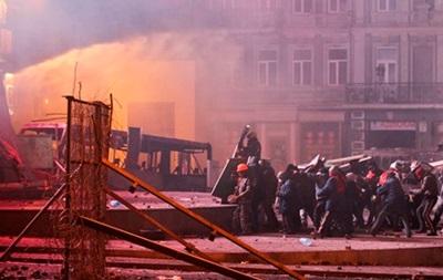 Омбудсмен Лутковская призывает воздержаться от проявления насилия в центре Киеве
