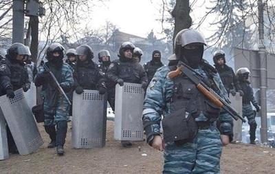 Оппозиция заявляет, что в Киев стянули уже более 20 тыс Беркута и Внутренних войск