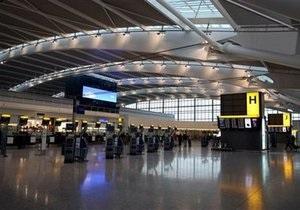 Из-за снегопадов British Airways отменила авиарейсы из Хитроу