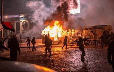 Оператор ICTV, пострадавший на Грушевского, может лишиться глаза