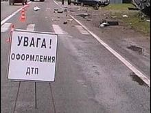 В Украине произошла серия крупных ДТП