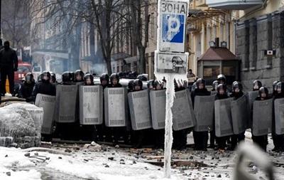 На Грушевского к Беркуту присоединился Ягуар – СМИ
