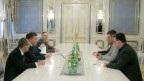 Лідери опозиції після трьох годин переговорів поїхали з Банкової