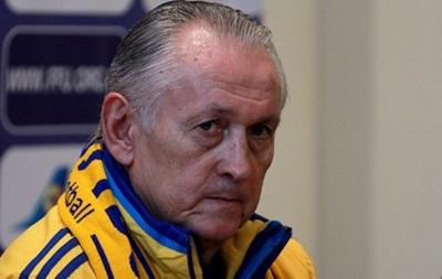 Тренер сборной Украины: Везде мы ощущали теплую и неистовую поддержку со стороны болельщиков