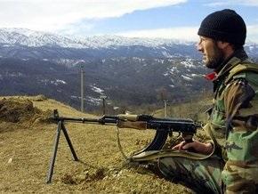 В Чечне в боях с федеральными войсками уничтожен один боевик