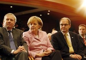 DW: Немцы - самые популярные европейцы
