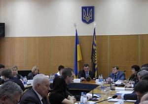 Новым главой Донецкого облсовета стал бывший гендиректор компании сына Януковича