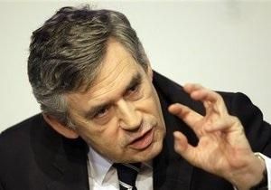 Гордон Браун даст показания по войне в Ираке