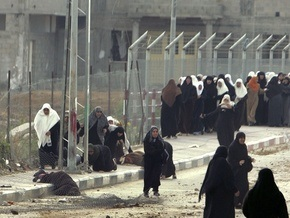 Израильские военные провели несколько операций на границе сектора Газа