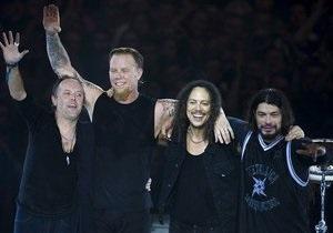 Metallica основала собственный рок-фестиваль