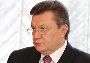 Янукович отреагировал на письмо жены и адвоката Луценко