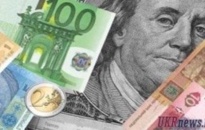 Межбанковский валютный рынок Украины открылся ростом