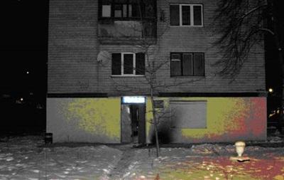 В Киевской области неизвестные подожгли отделение милиции