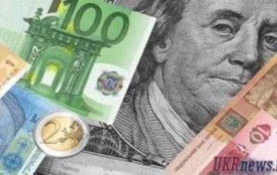 Евро на Forex растет