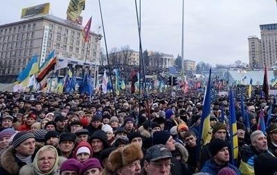Кличко говорит, что переформатирование Кабмина уже не удовлетворит Майдан