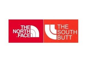 The North Face подала в суд на компанию The South Butt за плагиат